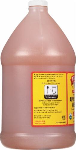 Bragg Apple Cider Vinegar Perspective: left