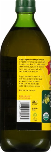 Bragg Extra Virgin Olive Oil Perspective: left