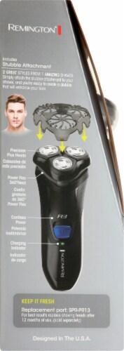 Remington Cordless PrecisionPlus Cutting System Perspective: left