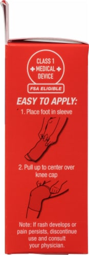 Mueller Sports Medicine 4-Way Stretch Knee Support Perspective: left