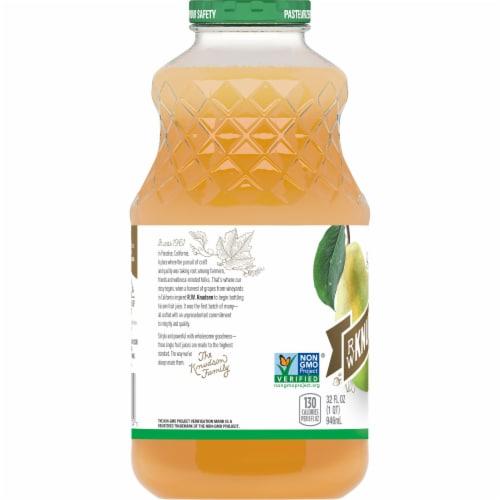 R.W. Knudsen Organic Pear Juice Perspective: left