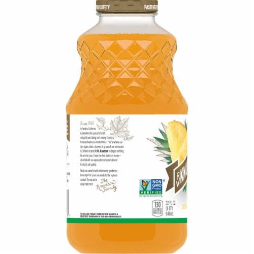 R.W. Knudsen Organic Just Pineapple Juice Perspective: left