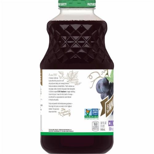 R.W. Knudsen Organic Just Concord Grape Juice Perspective: left