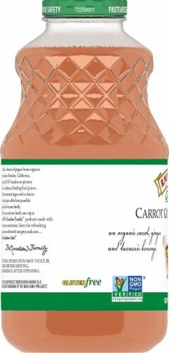 R.W. Knudsen Organic Carrot Ginger Turmeric Juice Perspective: left