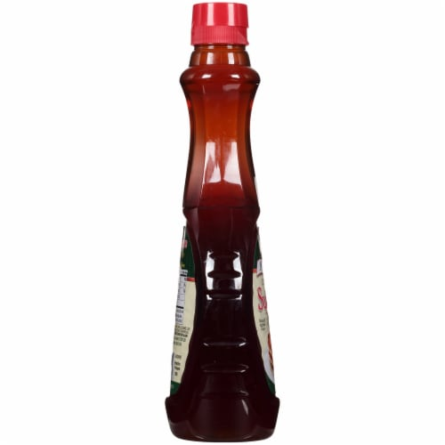Maple Grove Farms Sugar Free Maple Flavor Syrup Perspective: left