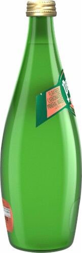 Perrier Pamplemousse Sparkling Water Perspective: left