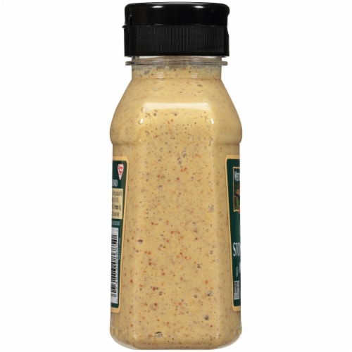 Westbrae Natural Organic Stoneground Mustard Perspective: left