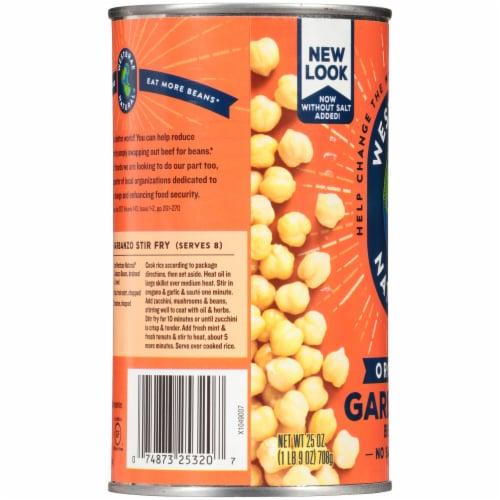 Westbrae Natural Organic Garbanzo Beans Perspective: left