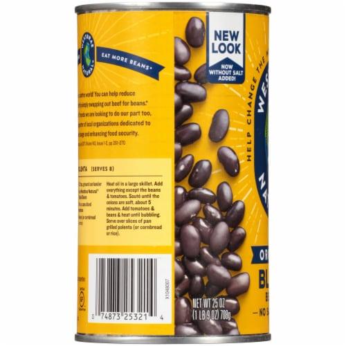 Westbrae Natural Organic Black Beans Perspective: left
