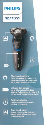 Philips Norelco Shaver 5300 Perspective: left