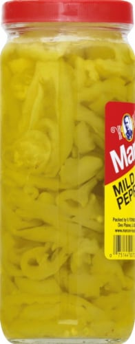 Marconi Mld Banana Pepper Rings Perspective: left