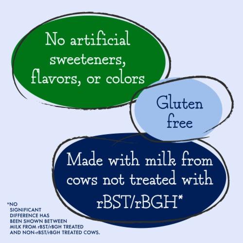 Mountain High Original Whole Milk Vanilla Yoghurt Perspective: left