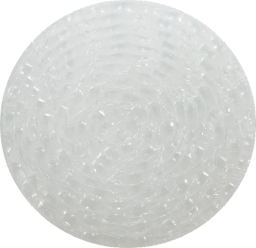 Duck® Bubble Wrap® Cushioning - Clear Perspective: left