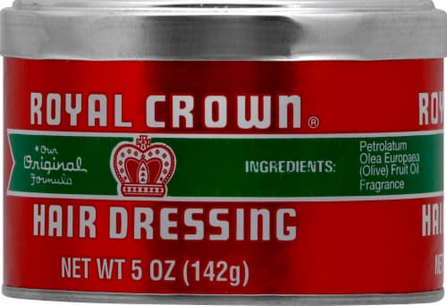 Royal Crown Our Original Formula Hair Dressing Perspective: left