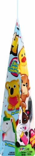 JA-RU Squeesh Yum Petz Toy Perspective: left