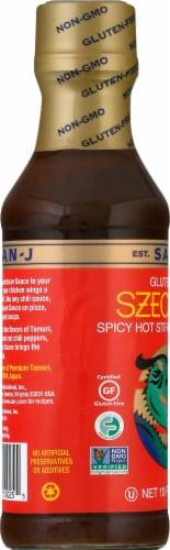 San J Szechuan Sauce Perspective: left