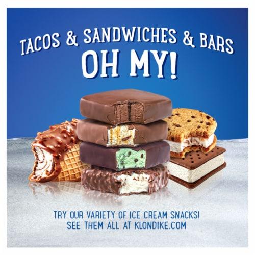 Klondike Minis Original Snack Bars Perspective: left