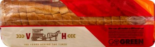 Village Hearth Honey Wheat Bread Perspective: left
