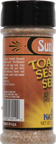 Sun Luck Toasted Sesame Seeds Perspective: left