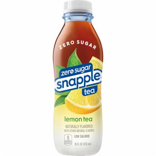 Snapple® Diet Lemon Tea Perspective: left