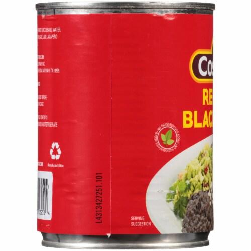 La Costena Refried Black Beans Perspective: left