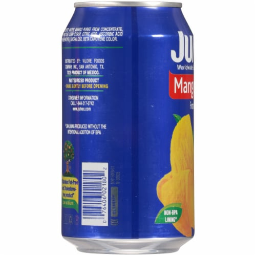 Jumex Mango Nectar from Concentrate Perspective: left