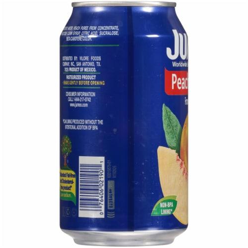 Jumex Peach Nectar Juice Perspective: left