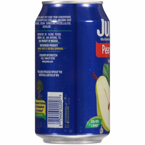 Jumex Pear Nectar Juice Perspective: left