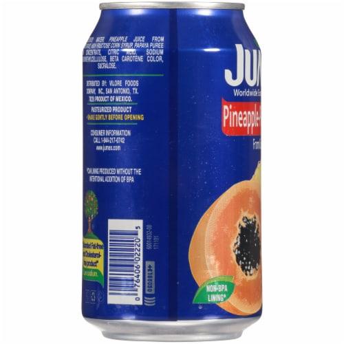 Jumex Papaya Pineapple Nectar Juice Perspective: left