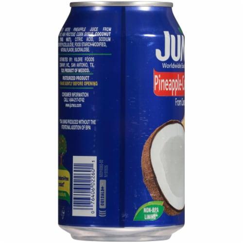 Jumex Coconut Pineapple Nectar Juice Perspective: left