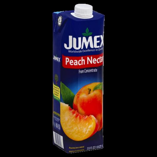 Jumex Peach Nectar Perspective: left