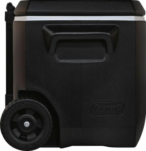 Coleman Xtreme Wheeled Cooler - Black Perspective: left
