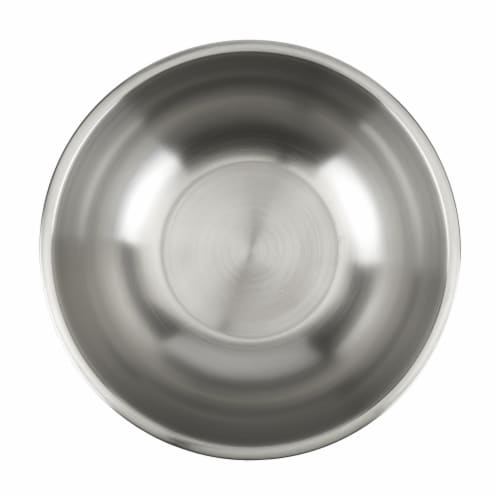 GoodCook® Touch Stainless Steel Mixing Bowl Perspective: left