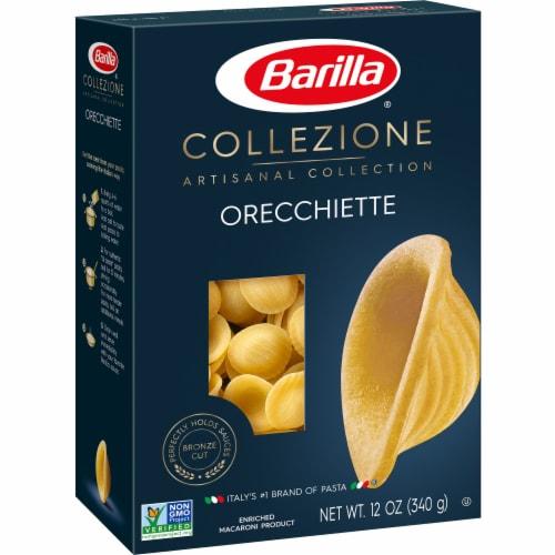 Barilla Collezione Orecchiette Pasta Perspective: left