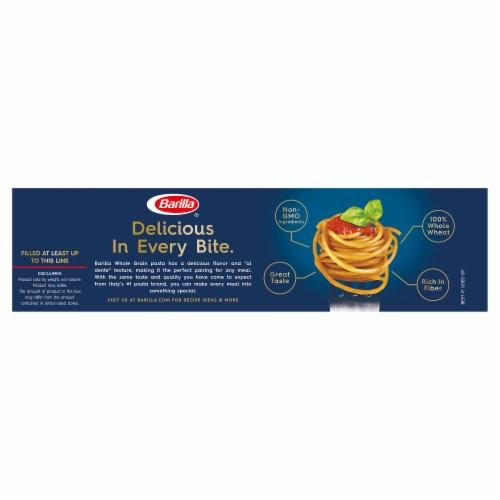 Barilla Whole Grain Spaghetti Pasta Perspective: left