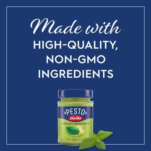 Barilla® Classic Genovese Pesto Sauce Perspective: left