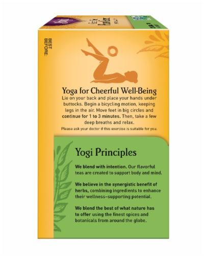 Yogi Pure Green Tea Bags Perspective: left