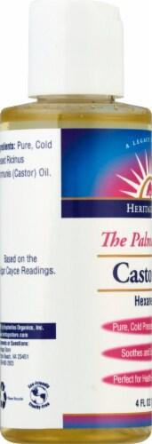 Heritage Store Castor Oil Perspective: left