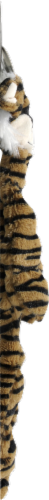 Spot Skinneeez Striped Cat Dog Toy Perspective: left