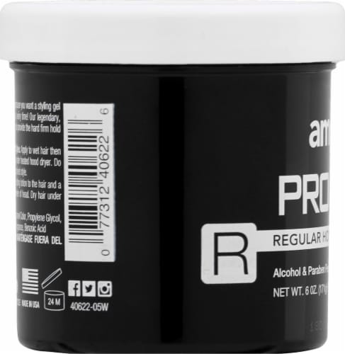 Ampro Protein Styling Gel Perspective: left