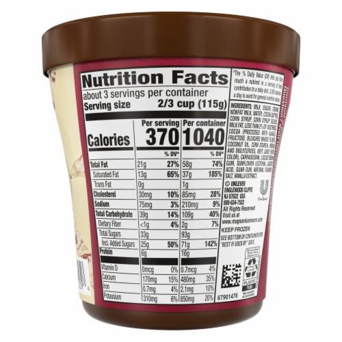 Magnum Double Red Velvet Ice Cream Perspective: left