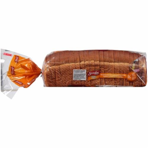 Sara Lee Honey Wheat Bread Perspective: left
