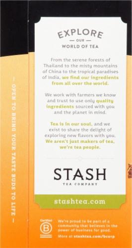 Stash Orange Spice Black Tea Perspective: left