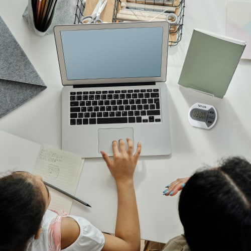 Taylor Multi Purpose Timer Perspective: left