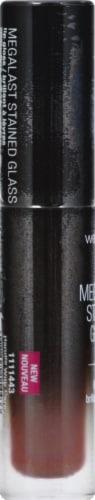 Wet n Wild Mega Last Not Guilty Lock Down Gloss + Lip Stain Perspective: left