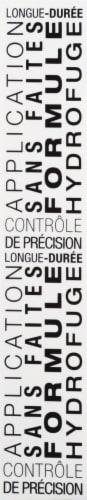 Wet n Wild 879 Black Noir H2O Proof Liquid Eye Liner Perspective: left