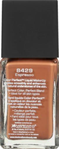 Black Radiance Color Perfect Espresso Liquid Makeup Foundation Perspective: left