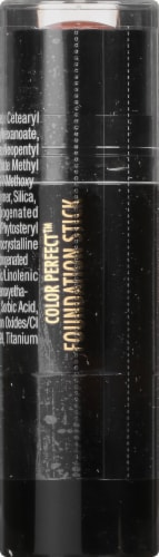 Black Radiance Color Perfect Cocoa Bean Foundation Stick Perspective: left