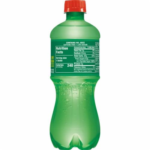 7UP® Lemon-Lime Soda Perspective: left