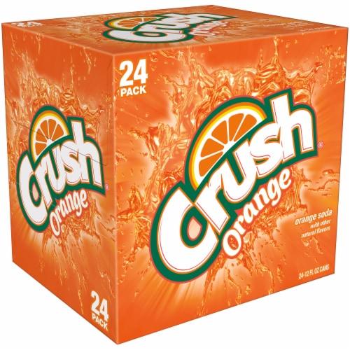 Orange Crush Soda Perspective: left